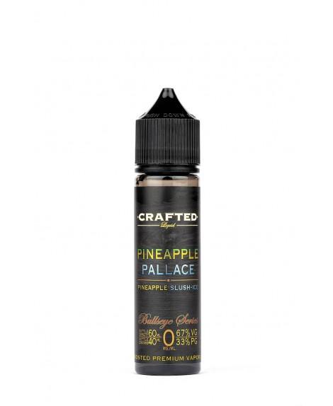 60ML Crafted Bull's eye Shake'n'Vape e-Væske Kit (Pineapple Pallace)