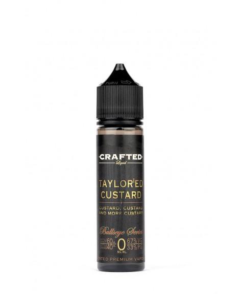 60ML Crafted Bull's eye Shake'n'Vape e-Væske Kit (Taylor'ed Cusratd)