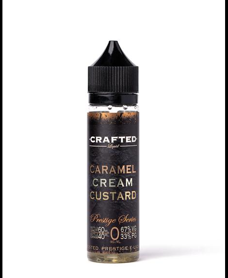 Caramel Cream Custard